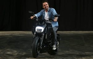 Richard Hammond motorcycle crash