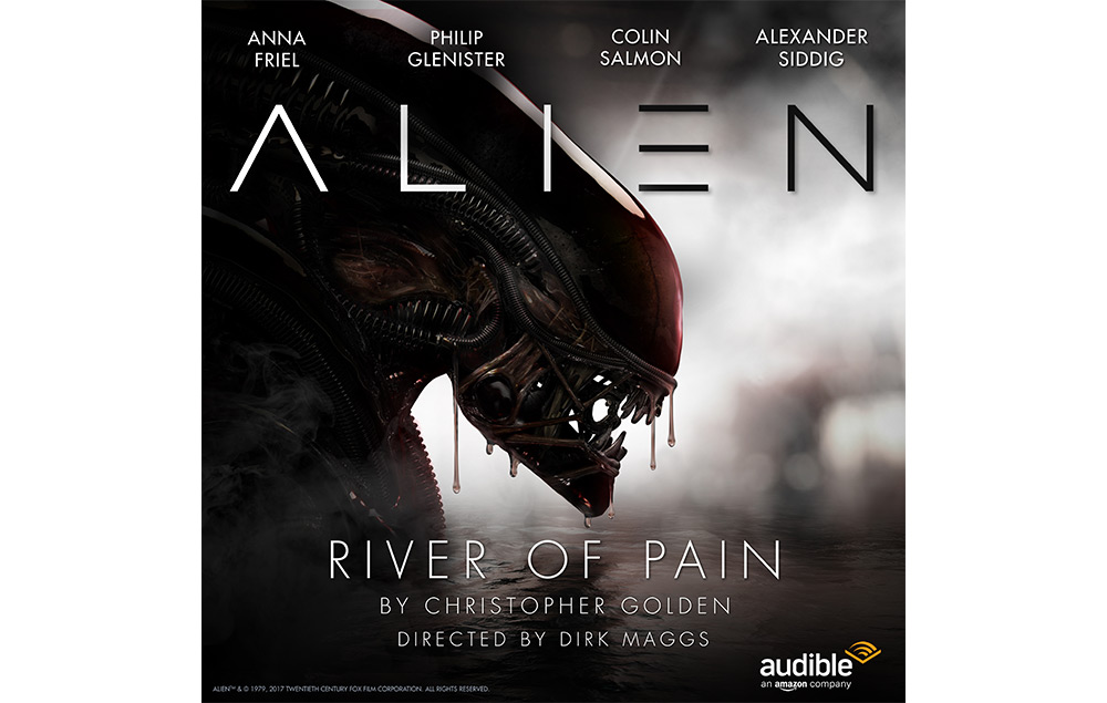 3b4180d7fe Anna Friel talks about her new  Alien  audiobook  Rivers Of Pain  - NME