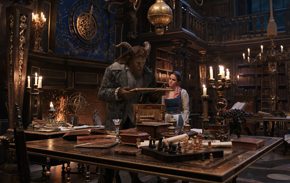 Beauty And The Beast Film Review Nme