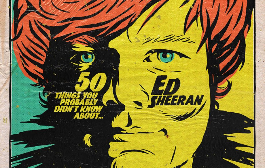 50 Things You Didn't Know About Ed Sheeran - NME
