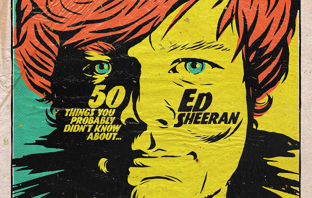 50 Things You Didn T Know About Ed Sheeran