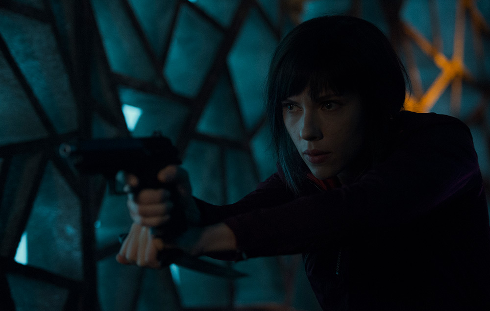 Ghost in the Shell Releases Official Final HD Trailer