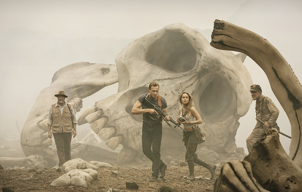 Kong Skull Island Film Review Nme