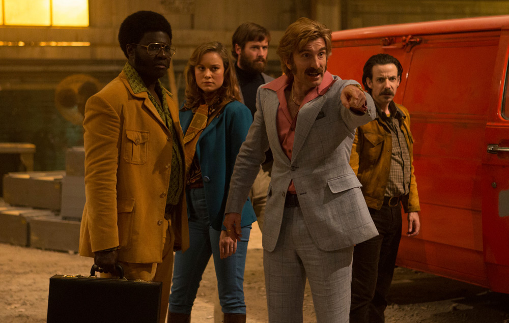 Free Fire Film Review Nme