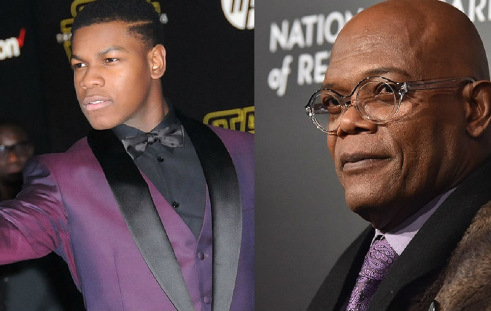 Samuel L. Jackson questions casting British actors as African-Americans