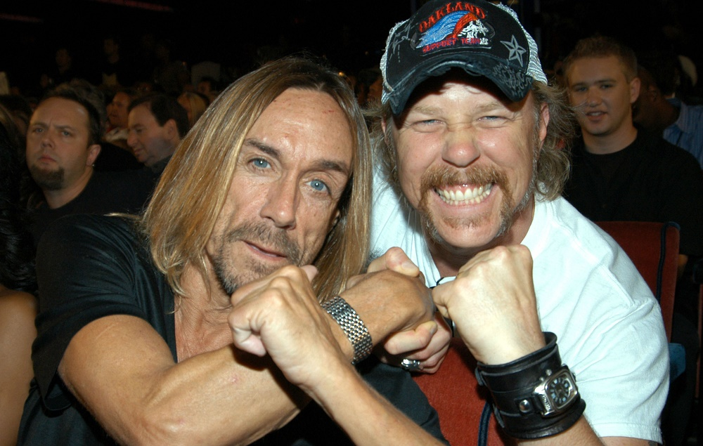 Watch Metallica And Iggy Pop Team Up At Mexico City Show Nme