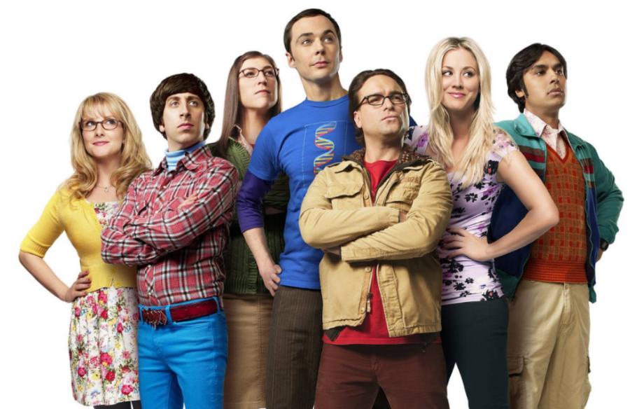 نتیجه تصویری برای Big Bang Theory