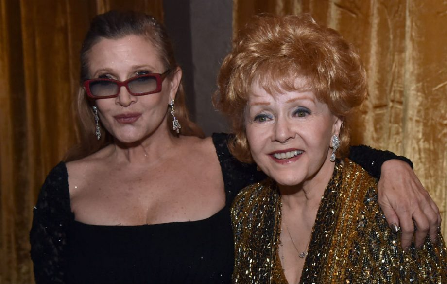 Carrie Fisher and Debbie Reynolds' memorial will be live-streamed with a James Blunt tribute