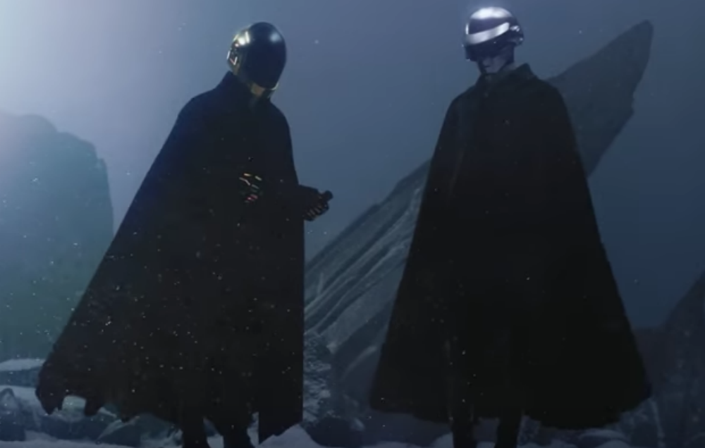 Watch Daft Punk Join The Weeknd In The 'I Feel It Coming