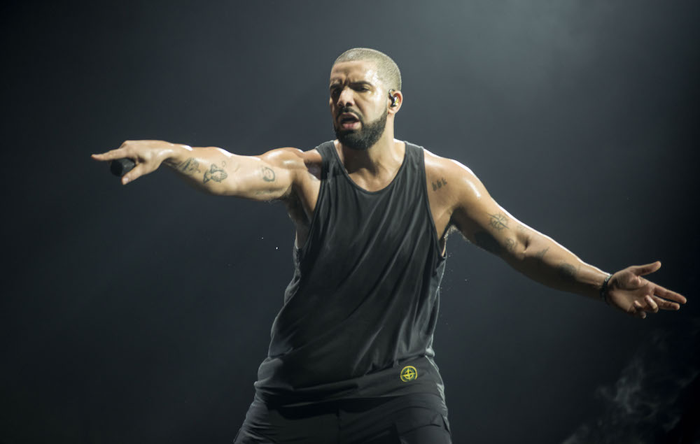 Drake Postpones Concert Due to Illness