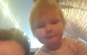 The internet thinks this baby looks like Ed Sheeran