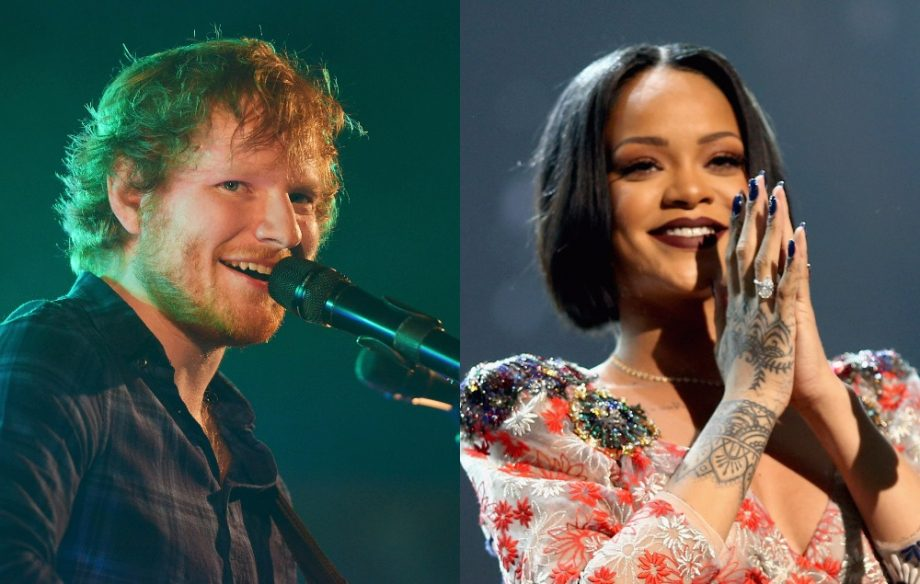 Lyric love rihanna lyrics : Ed Sheeran explains how Bieber's 'Love Yourself' was nearly a ...
