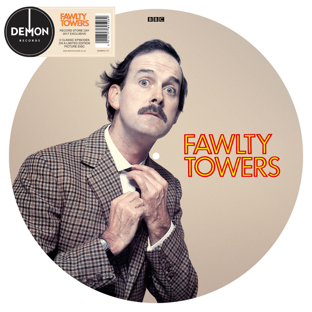 The 'Fawlty Towers' Record Store Day 2017 picture disc