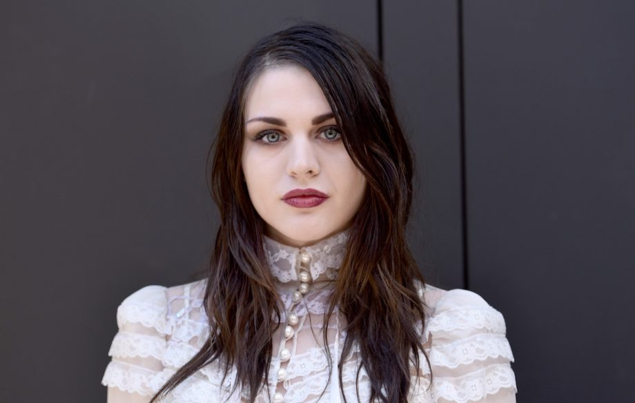Frances Bean Cobain Defaces Own Billboard For Marc Jacobs