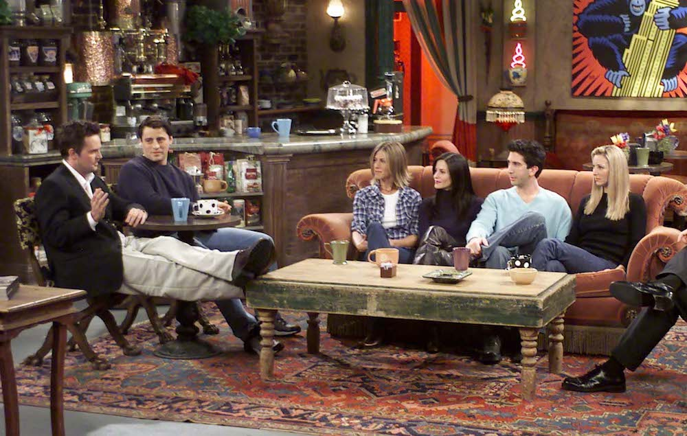 There was a secret 'Friends' reunion, says Lisa Kudrow - NME