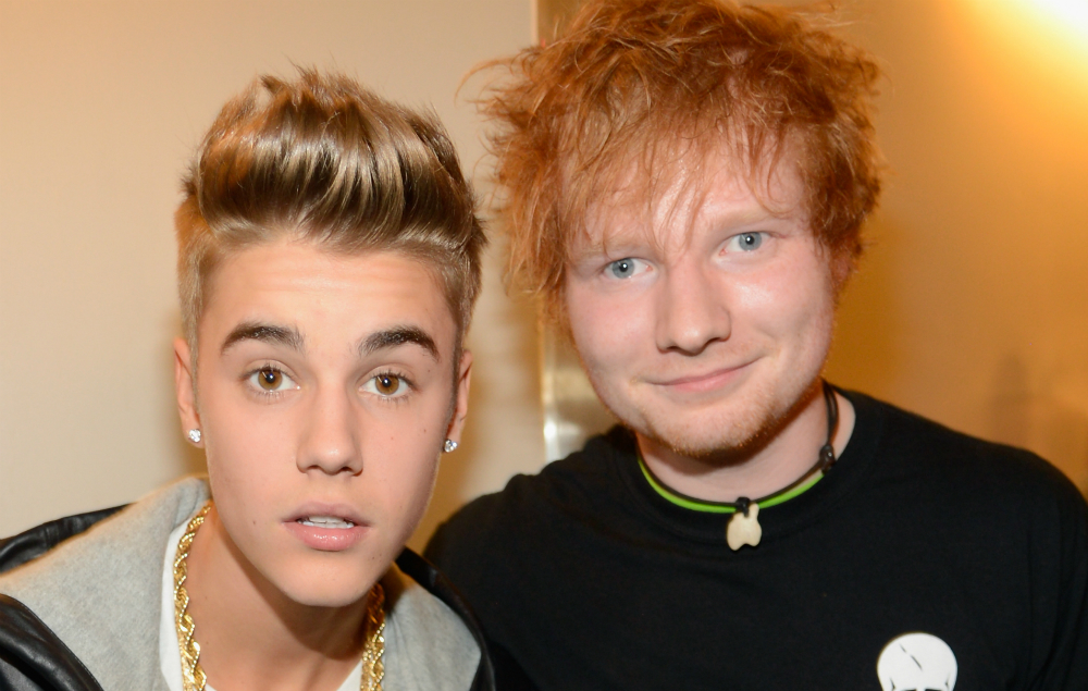 Justin Bieber speaks out on the time that Ed Sheeran ...  Justin Bieber s...