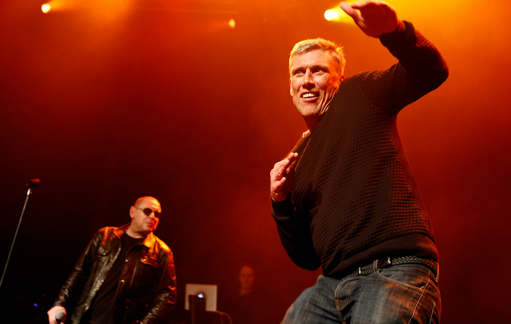 The Happy Mondays are touring