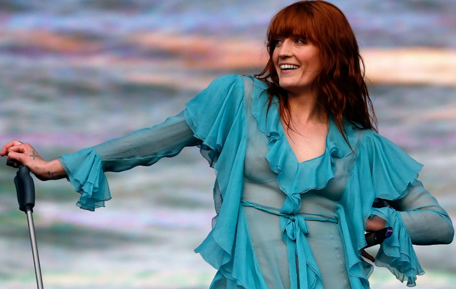 Florence welch boobs