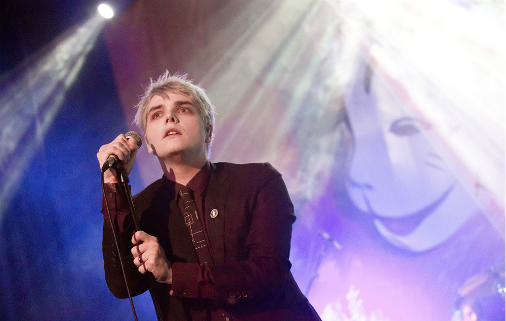 2017 Gerard Way Pictures to Pin on Pinterest - PinsDaddy