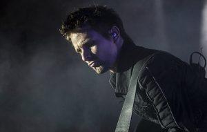 Muse frontman Matt Bellamy