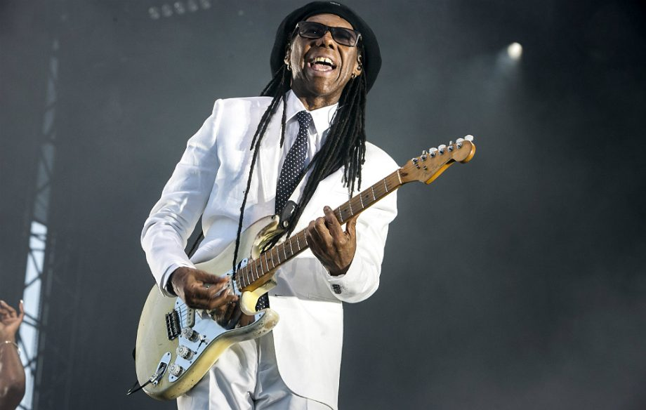 Nile Rodgers Confirms Himself For Glastonbury 2017 Nme