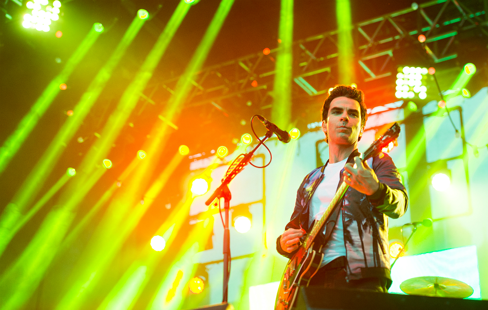 There Stereophonics' Kelly Jones