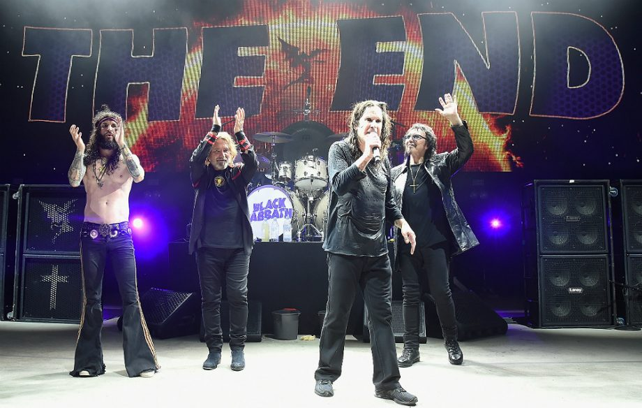 Black Sabbath to screen their final concert at 1,500 cinemas across the world