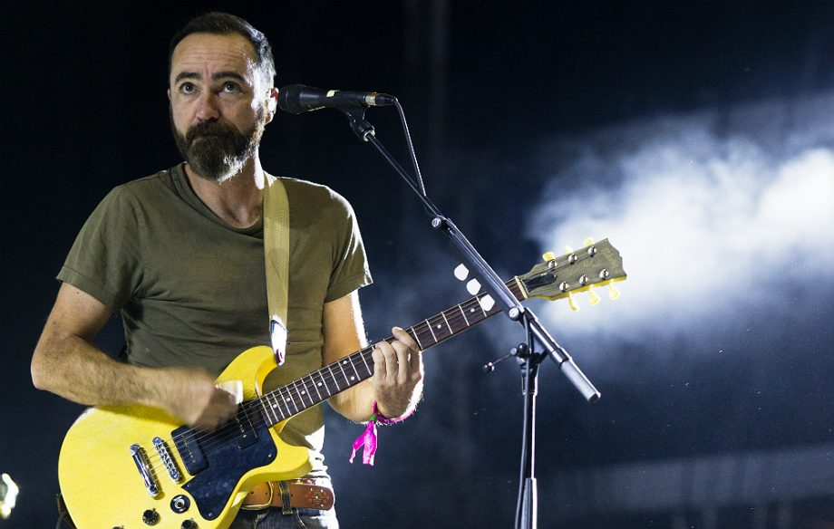The Shins' James Mercer discusses his battles with anxiety
