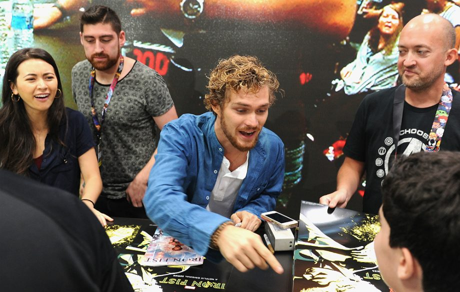 Netflix's 'Iron Fist' soundtrack now available to stream featuring Anderson .Paak