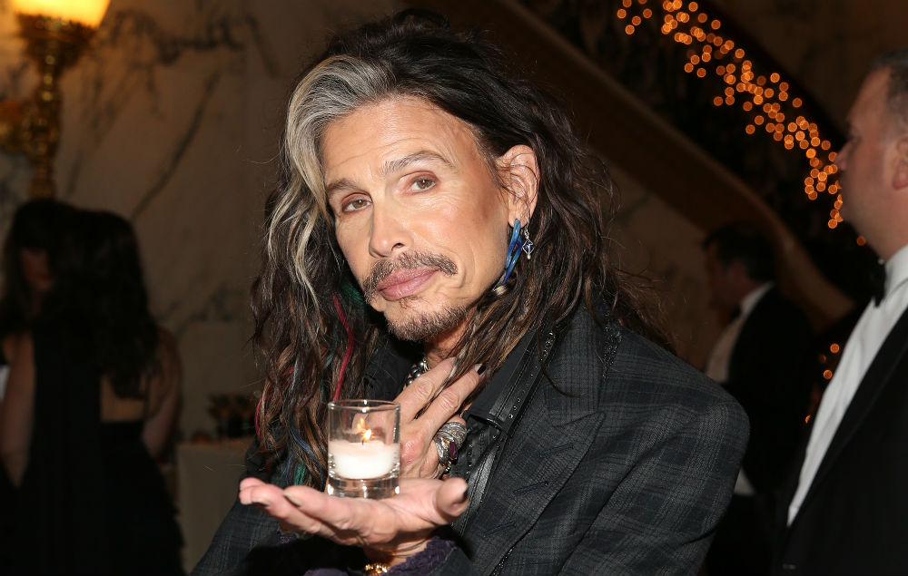 Aerosmith S Steven Tyler Quot Didn T Get Quot Spinal Tap Nme