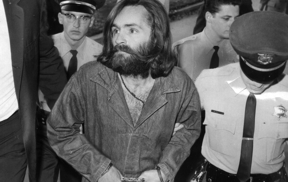 Charles manson release date