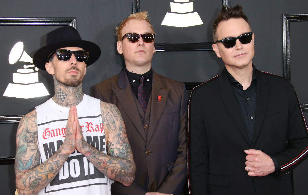 Blink 182 release