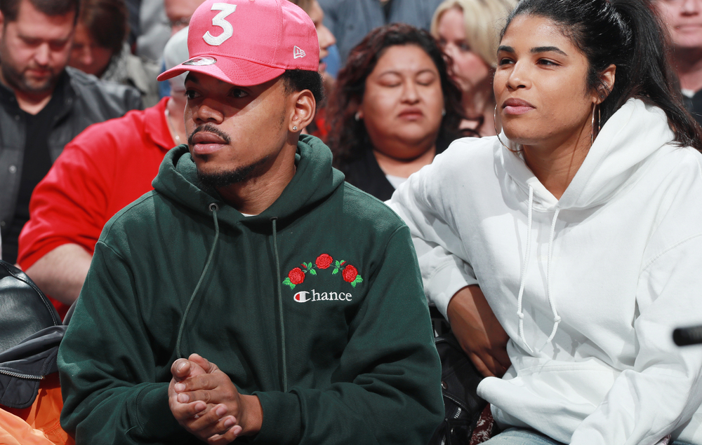 Chance the Rapper's Child Support Case Comes to an Amicable End