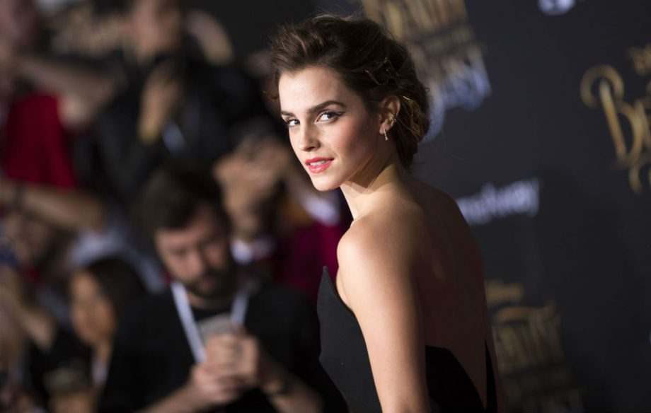 Emma Watson hits back at critics over 'topless' photo shoot