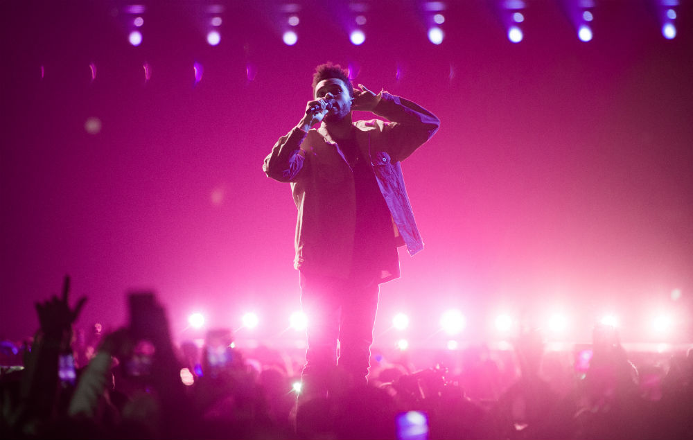 The Weeknd at The O2, London