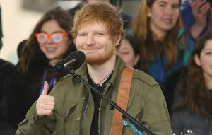 #sheeranalbumparty trends on Twitter