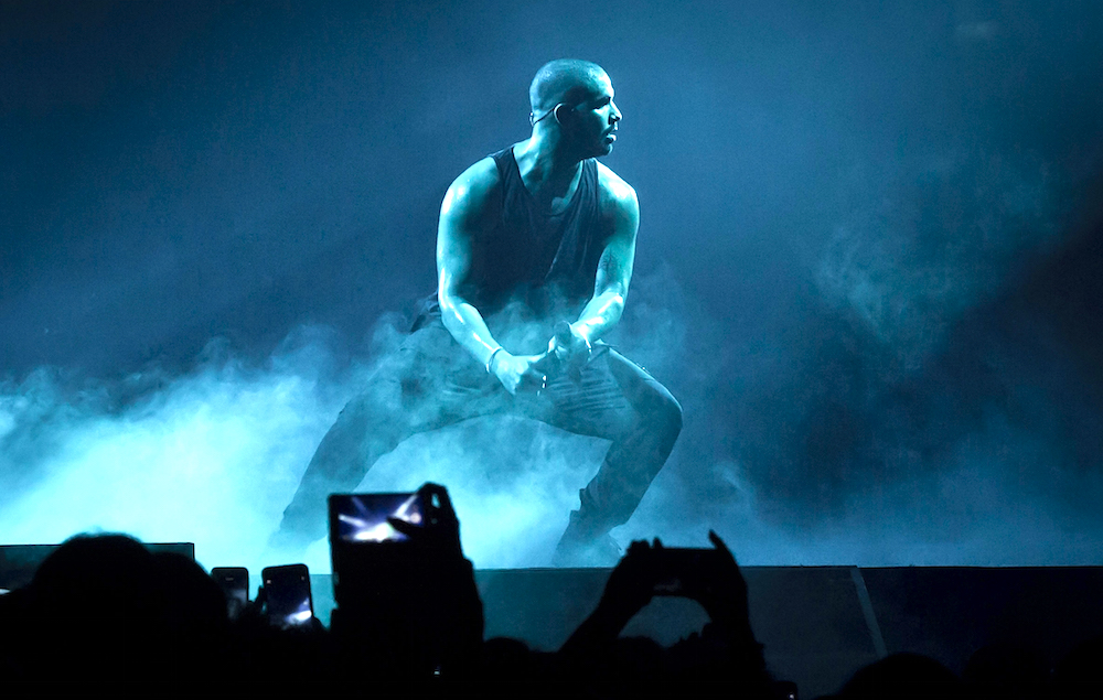 Drake Performs In Berlin