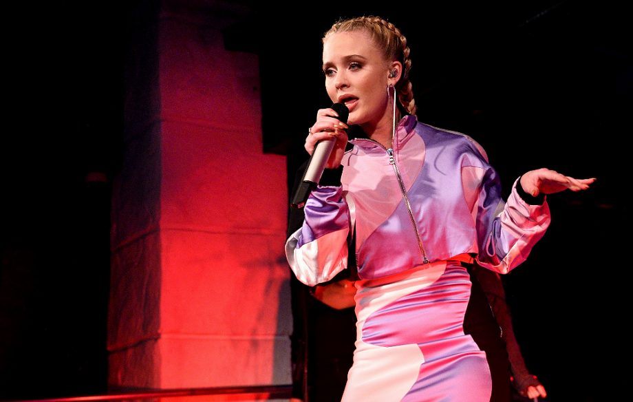 Zara Larsson Opens Up About The Horrors Of Sleep Paralysis