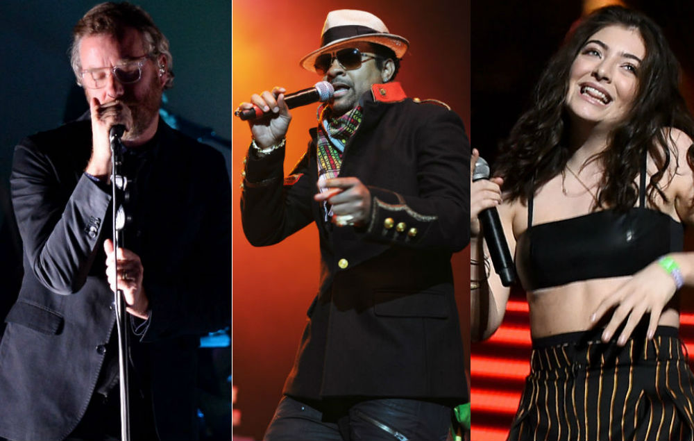 Stormzy and Katy Perry added to Glastonbury festival bill
