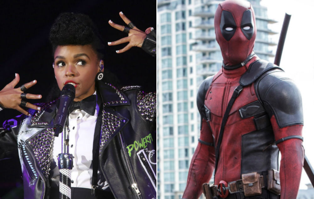 Janelle Monáe 'wanted for key role in Deadpool 2'