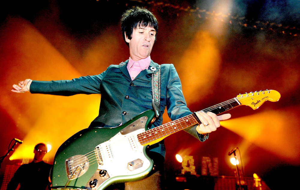 Johnny Marr Reunites With The The For Band S First New