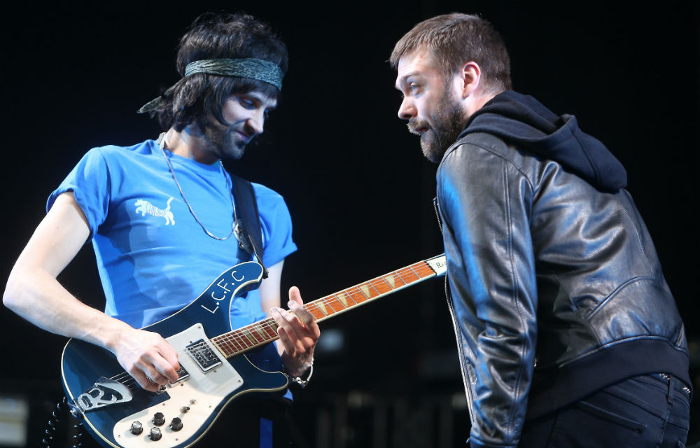 Kasabian announce new album and tour - and drop new single