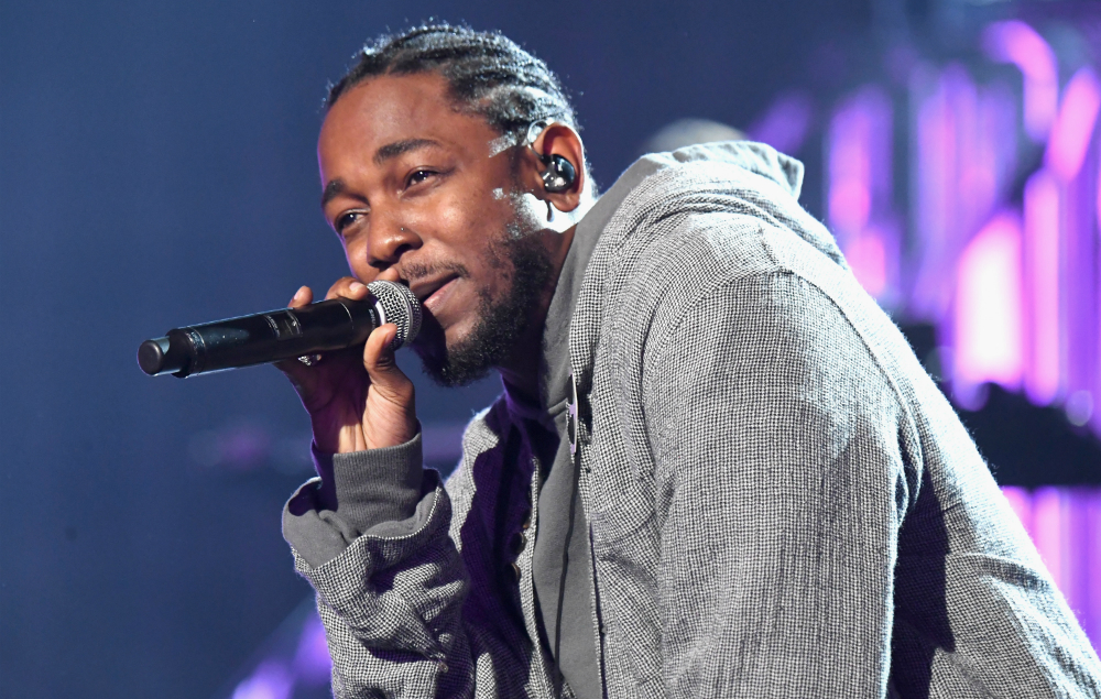 Kendrick Lamar Drops New Track, Disses 'Chump' Donald Trump