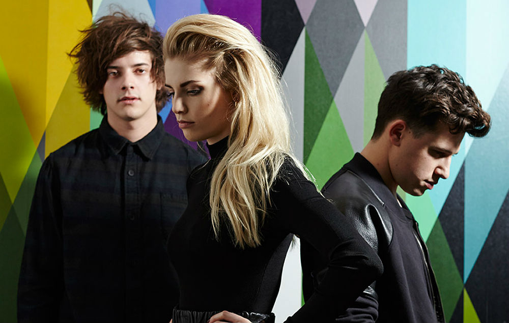 London Grammar in 2014