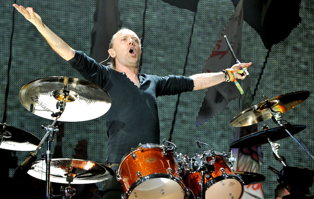 Watch Metallica S Lars Ulrich Criticise Trump On Mexican
