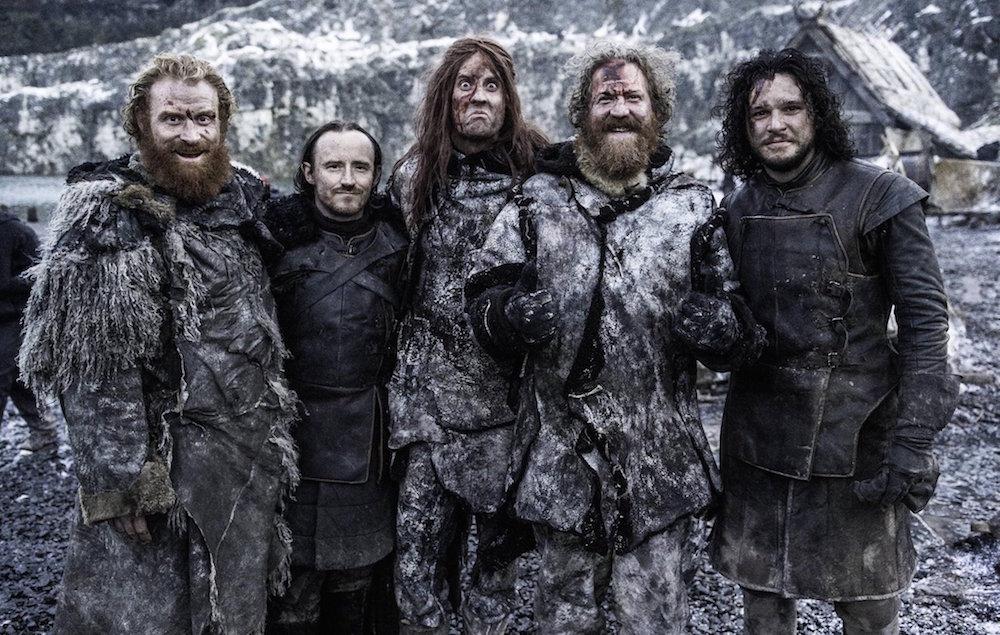 Mastodon's Brent Hinds in Game of Thrones season 5