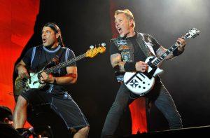 Metallica announce UK tour dates