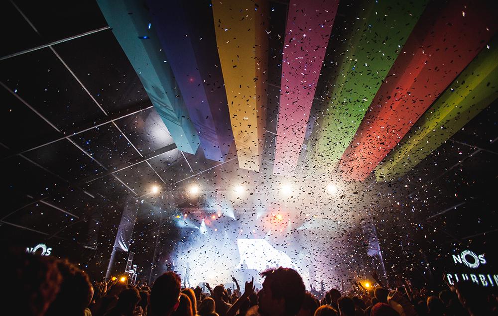 NOS Alive Festival 2017