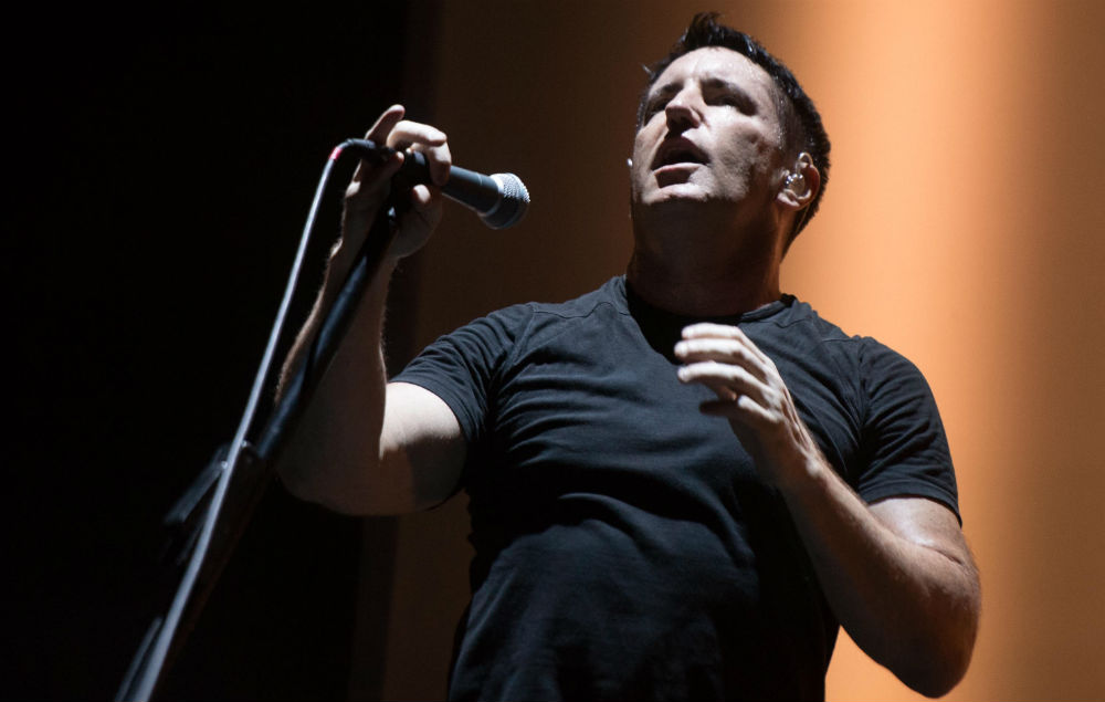 Nine Inch Nails Send Fans Envelopes Containing Strange