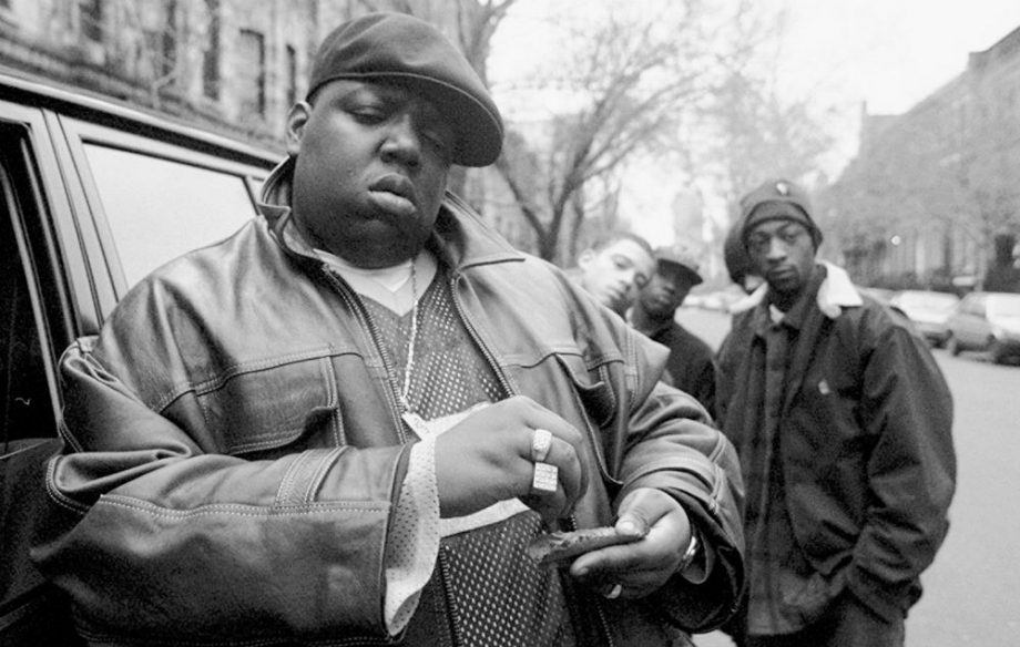 Here's how the world is paying tribute to Notorious B.I.G ...